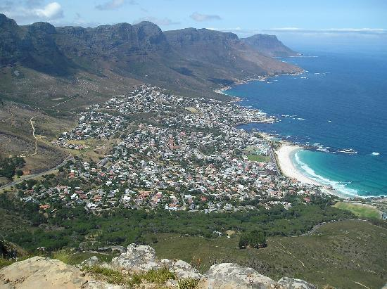 ‪‪Camps Bay‬, جنوب أفريقيا: Spectacular Camps Bay‬