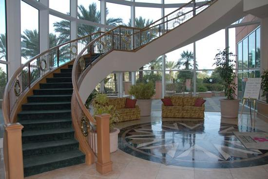 The Balcony Picture Of Moody Gardens Hotel Spa Convention Center Galveston Tripadvisor