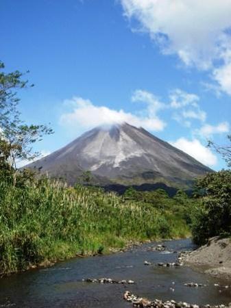 Costa Rica Aufnahme