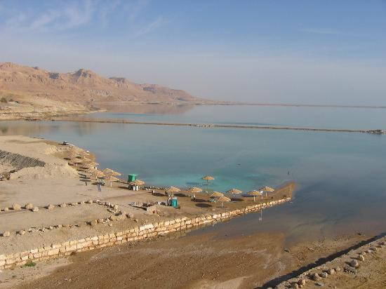 Hod Hamidbar Resort and Spa Hotel: View from room