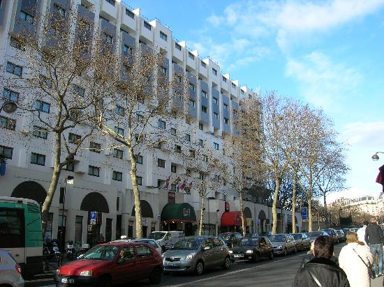 Webcorner Picture Of Mercure Paris Montmartre Sacre