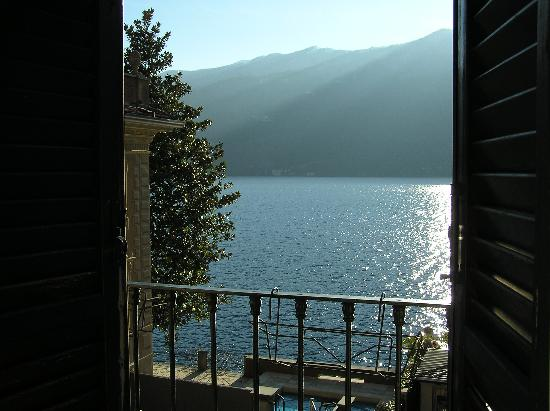 Hotel Orso Bruno: View from Bedroom