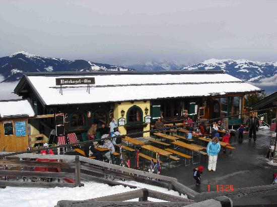 Alpen Wellness Hotel Barbarahof: Helli's Hutte - The best