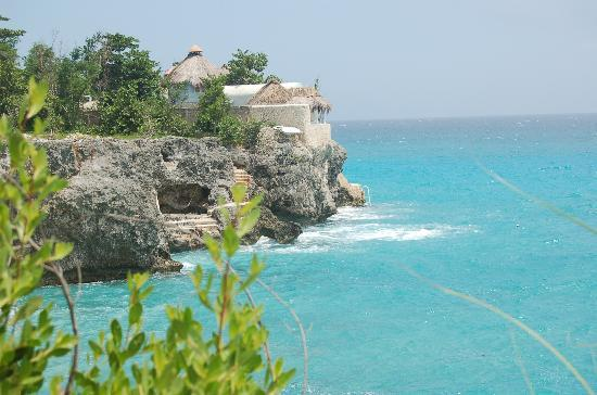 Negril, Jamajka: Stunning view on the cliffs