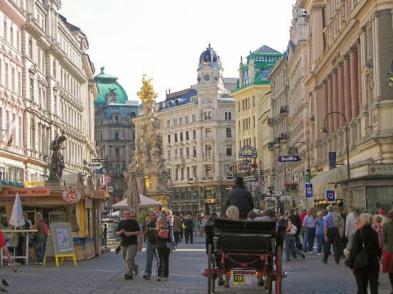 Vienna shopping district foto di vienna regione di for Tripadvisor vienna