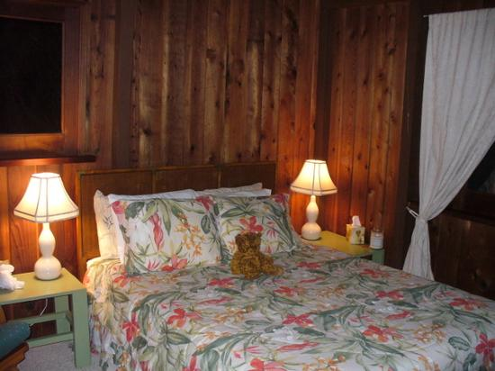 Cedar House Bed and Breakfast: Bedroom in Pacific Wing