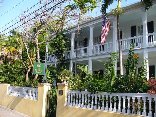 Wonderful Key West, FL: The Gardens Hotel