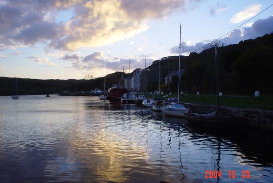 clifden harbor