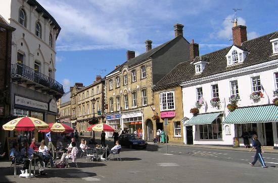 Sherborne, UK: Cheap Street