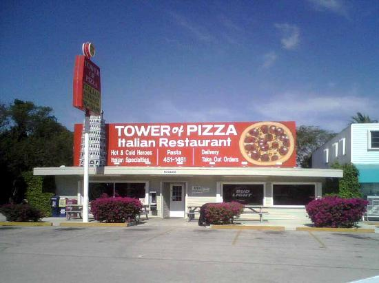 Pizza Restaurants Islamorada Fl