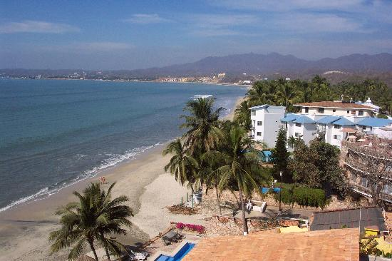 Jalisco, Mexiko: Veiw from banderas suites