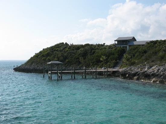Nassau, หมู่เกาะคุก: Beach View
