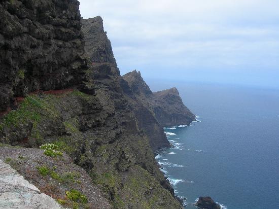 Puerto de Mogan, Spain: Westcoast of Gran Canaria
