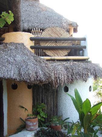 Retiro Maya Villas : outside the yoga studio