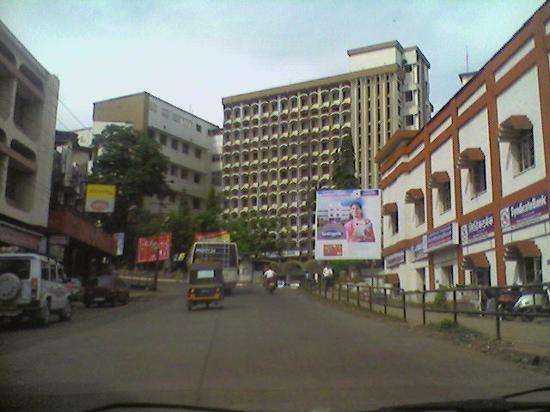 Mangalore, India: Hampankatta