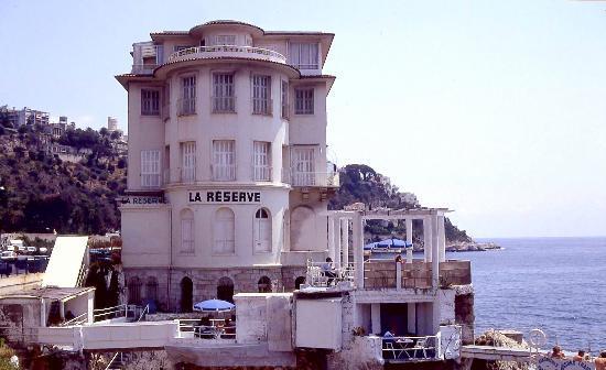 La Reserve Restaurant, Nice