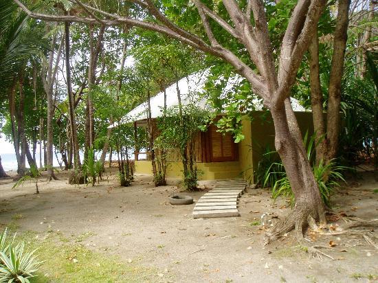 Milarepa: Ocean Front Bungalow