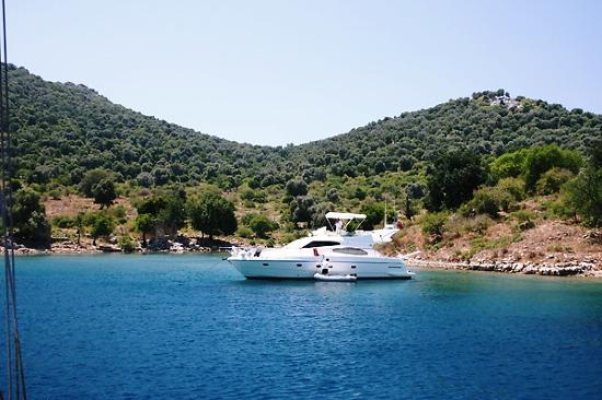 Fethiye, Turquie : Twelve Islands Yatch Cruise