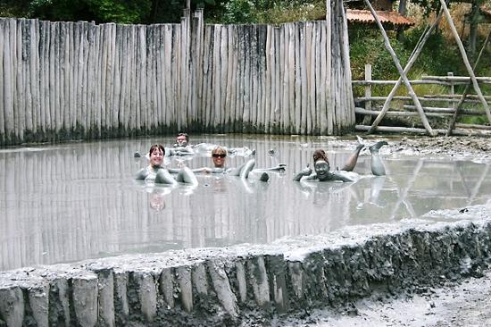 Playa Calis: The Mud Baths!