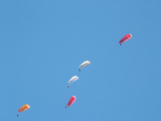 Playa Calis: Paragliding Over Olu Deniz