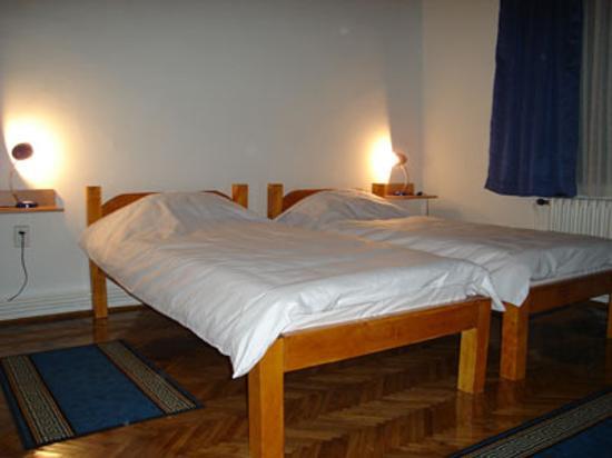 Hotel Vila Silia: the room