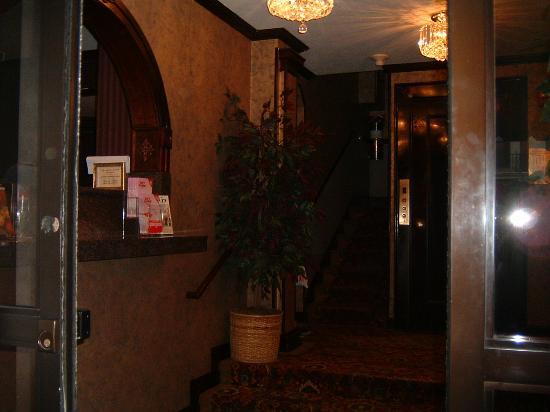 Hotel 31: lobby