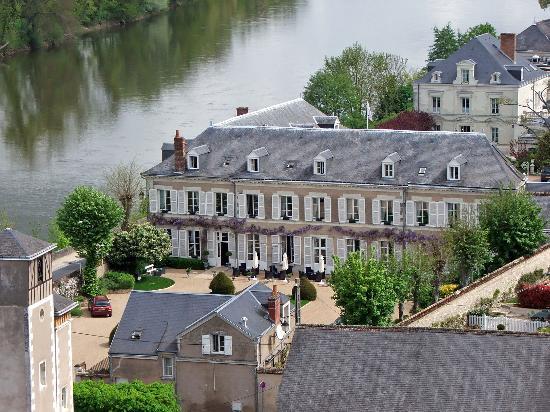 Amboise France Manior Les Minimes Hotel