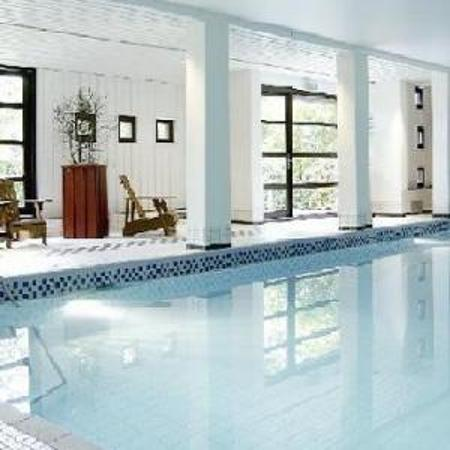 Boutique Hotel Sterrenberg: Indoor Pool