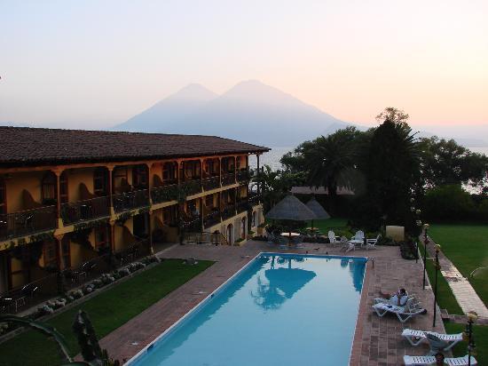 Santa Catarina Palopo, جواتيمالا: View