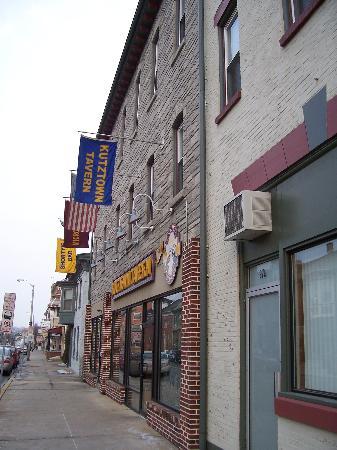 Kutztown Tavern: March 10, 2007