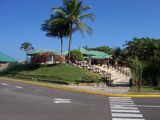 Occidental Caribbean Village Playa Dorada : resto brésilien