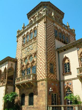 Ca d'Zan Mansion