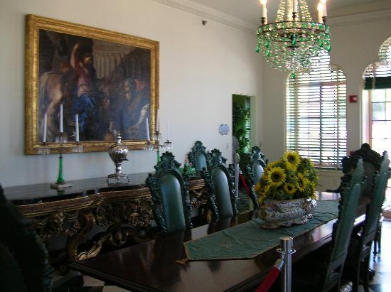 dining room - picture of ca d'zan mansion, sarasota - tripadvisor