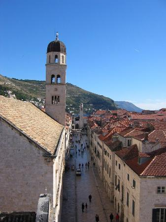 Dubrovnik, Croatia: The Stradun