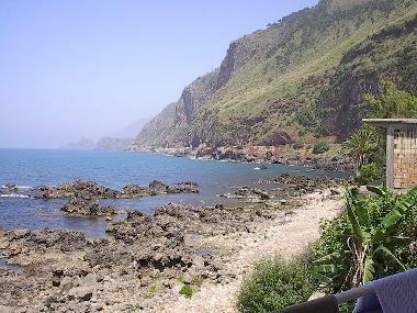 Algeria Beach Scene