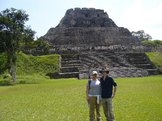 Black Rock Lodge: Xunantunich