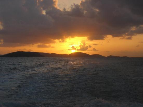 Posada la Hamaca: Leaving Culebra