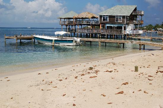 Restaurants West Bay Roatan