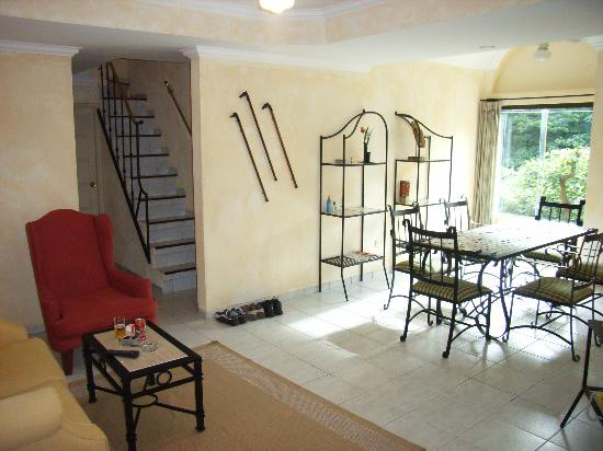 Buganvillas Hotel Suites & Spa: Hotel Buganvillas, Living room
