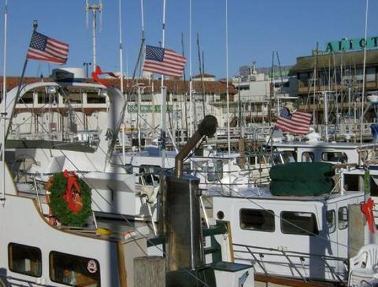 Fisherman 39 S Wharf Foto Di Columbus Motor Inn San
