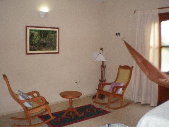 Casa Quetzal: Chambre 2