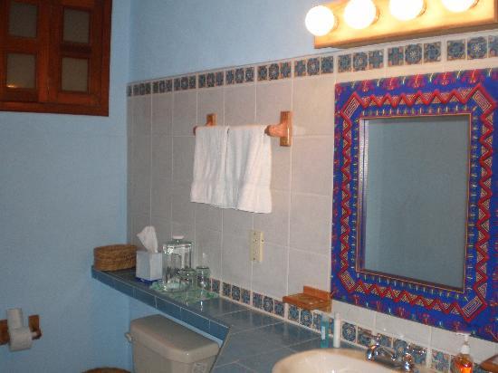 Casa Quetzal: Salle de bain