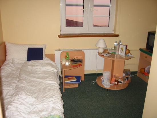 Pensjonat Dychów: The rooms