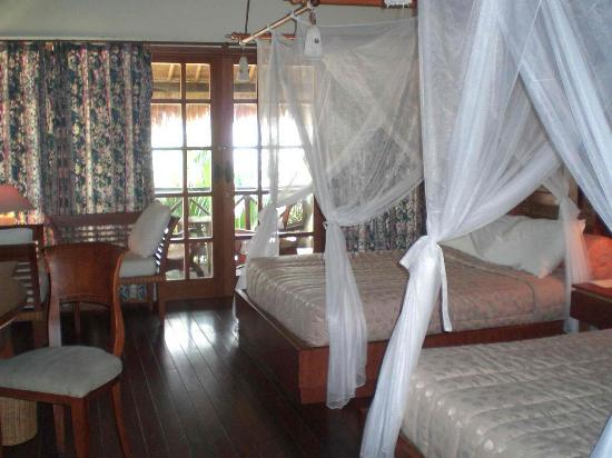 Turi Beach Resort: Resort room