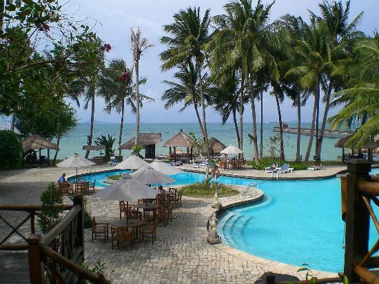 Turi Beach Resort Swimming Pool Left