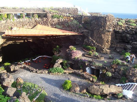 Beatriz Playa & Spa: dentro de los jameos del agua
