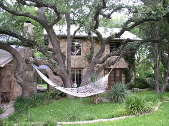 The Red Corral Ranch: Lodge Hammock