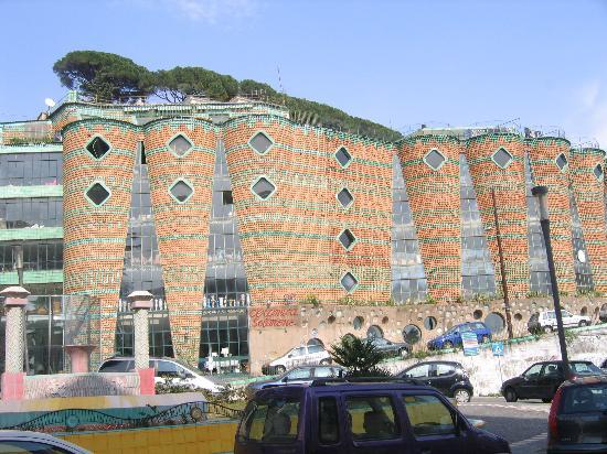 Solimene Ceramic Factory in downtown Vietri Sul Mare