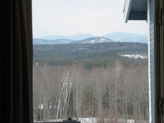 Darby Field Inn: View from our room