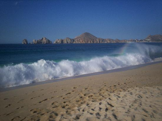 Cabo San Lucas Mexico The Non Swimmable Beach